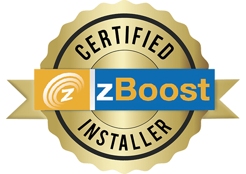 Certified zBoost Installers for Professional Installation of Cell Signal Boosters
