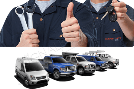 Vehicle Signal Booster Installers