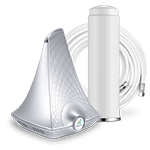 SureCall EZ 4G & 3G Cell Phone Signal Booster For Homes (EZ4G) up to 2500 sq. ft