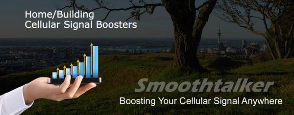 Smooth Talker In-Building Cell Phone Signal Boosters