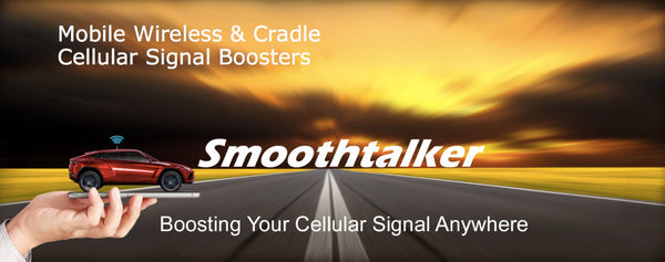 Smooth Talker In-Vehicle Cell Phone Signal Boosters