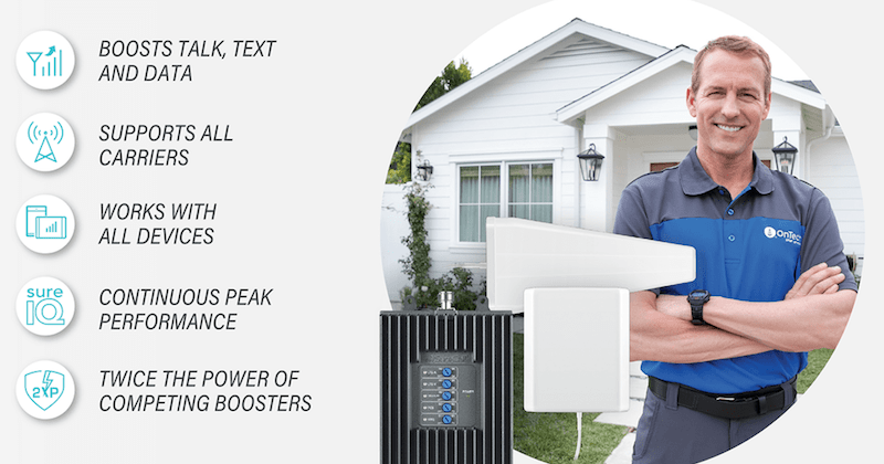 Why Cell Phone Signal Booster and Installation Service?