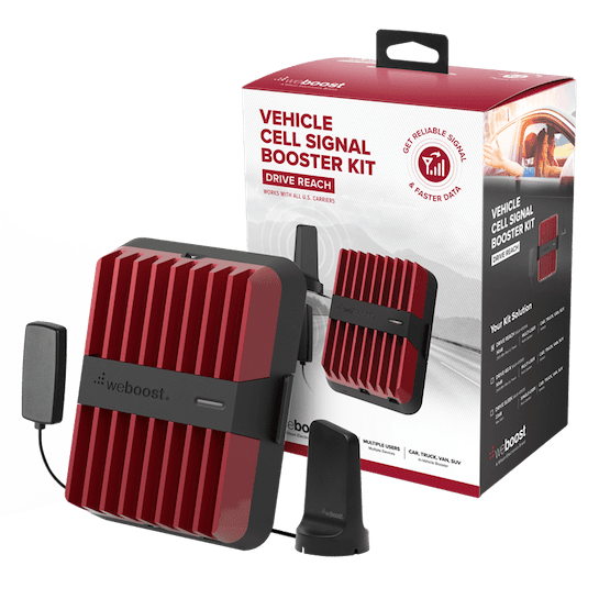weBoost Drive Reach Car, Truck, RV, Marine Editions