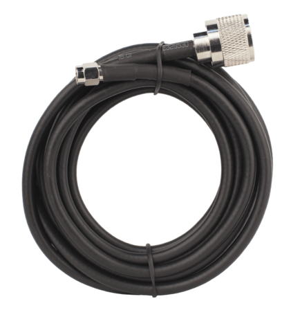 MOOKEERF Low Loss Cable RG58 50 Ohm Coax Cable for WiFi//Router Signal Booster Amplifer Extension Cable RG58 Coaxial Cable 50ft