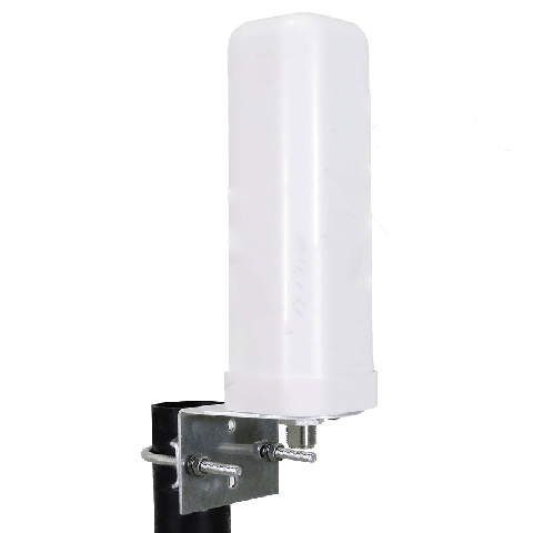 Wide Band 50 Ohm Omni Building Antenna N Female for Outdoor 2G 3G 4G LTE Booster