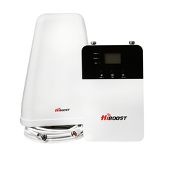 HiBoost 10K Plus Home and Office Signal Booster with Built-In Server Antenna