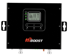 HiBoost SLT 70 dB Commercial Cell Phone Signal Booster | Pro20-5S-BTW