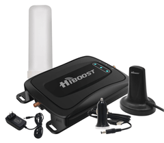 HiBoost Travel 4G 2.0 RV Cell Phone Signal Booster | C27-5S-BTW-1