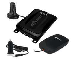 HiBoost Travel 4G 2.0 Vehicle Cell Phone Signal Booster | C27G-5S-BTW