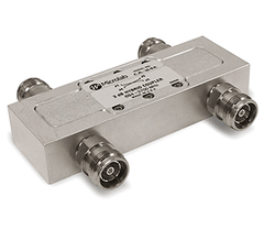 Hybrid Coupler N-Female 698-2700 MHz IP67 Rated (Microlab/FXR CA-84NP)