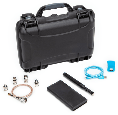 Cell LinQ Pro Meter Kit Hard Case (with adaptors)