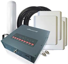 SureCall 4G Force5 4 Omni & 16 Panel Signal Booster 100,000 Ft²