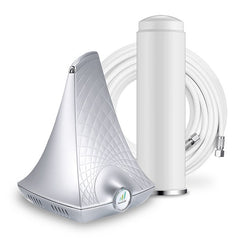 SureCall Flare 3G, 4G LTE 5GE Signal Booster For Homes & Offices up to 2500 sq. ft. (USA)