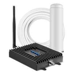 SureCall Fusion4Home Omni Whip Home Building 3G 4G LTE Signal Booster