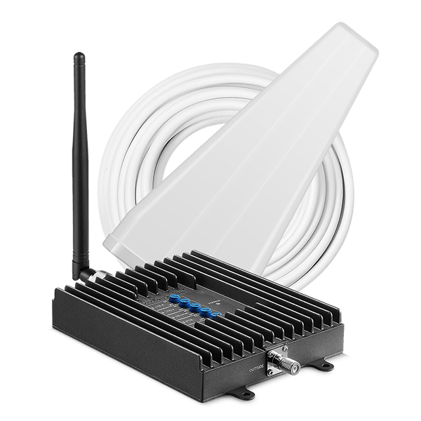 SureCall Fusion4Home Home & Building 3G 4G LTE 5G-E Signal Booster for up  to 4k sq  ft  (USA only)