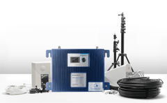 WilsonPro Rapid Deploy Cell Signal Booster Kit with Tripods (USA)