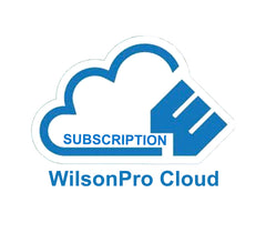 Wilson Pro Cloud Subscription For Monitoring