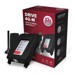 weBoost Drive 4G-M 470121/ 470121F Car & Truck Cell Signal Booster