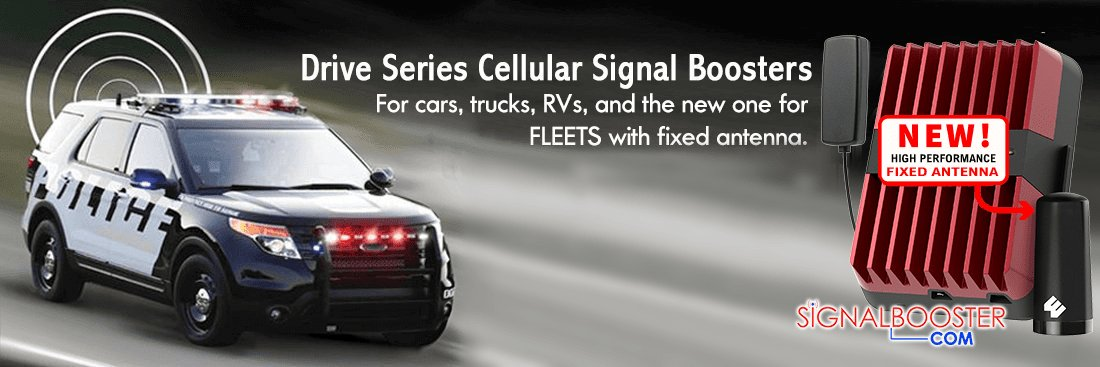 Car or Truck Signal Booster