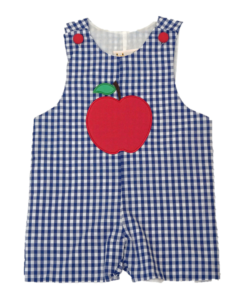 Apple Applique  Shortall