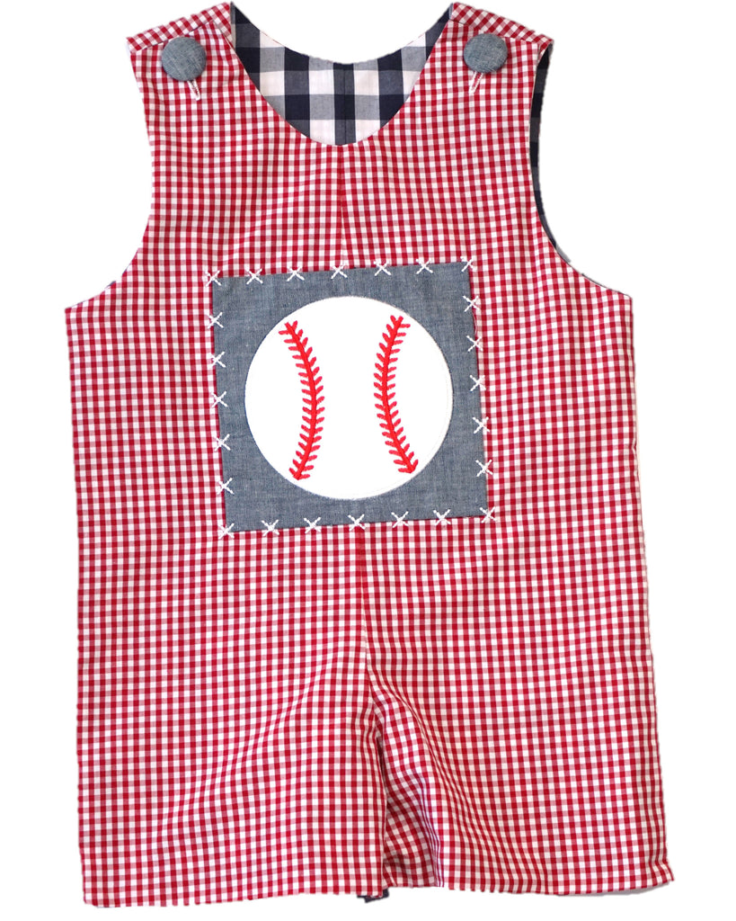 Baseball Reversible Jon Jon