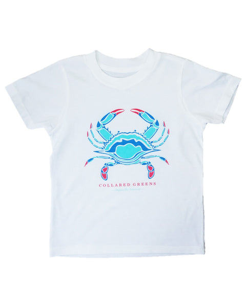 Collared Greens Crab T-Shirt