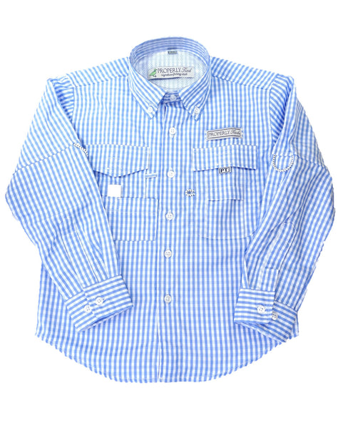 Properly Tied Signature Fishing Shirt