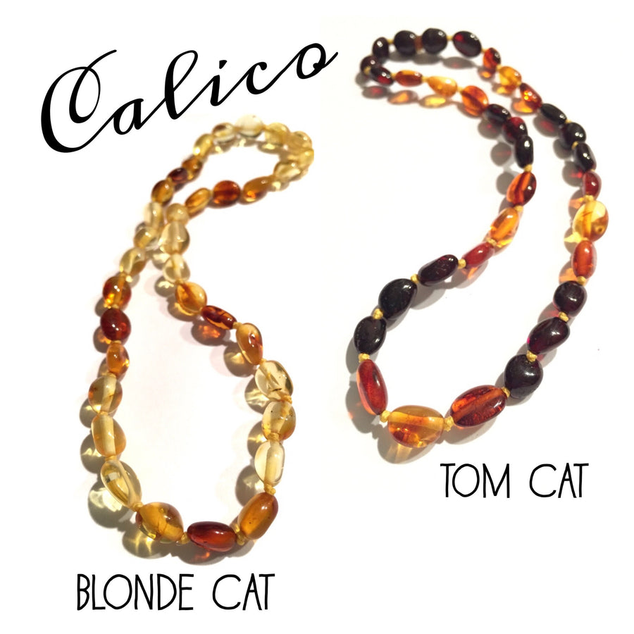 Calico Necklace
