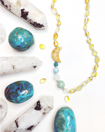MoonBeam Necklace