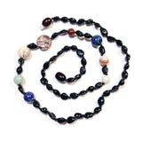 Planetary Wrap Bracelet/Necklace