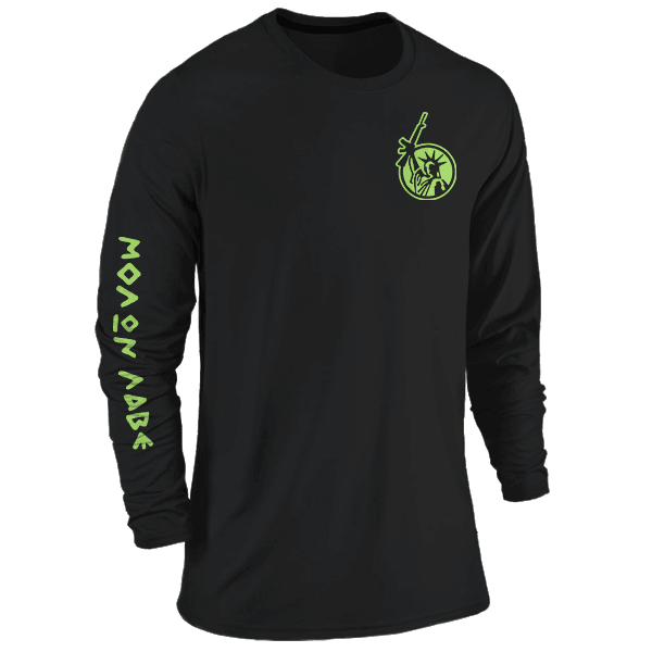 43b12192 Molon Labe Long Sleeve T-Shirt - Armed American Supply