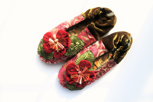 GOODY GOODY SLIPPERS: PASSION