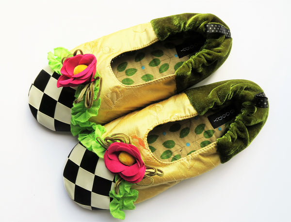 GOODY GOODY SLIPPERS: ROSALEE