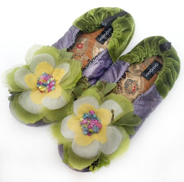 GOODY GOODY SLIPPERS: PIXIE