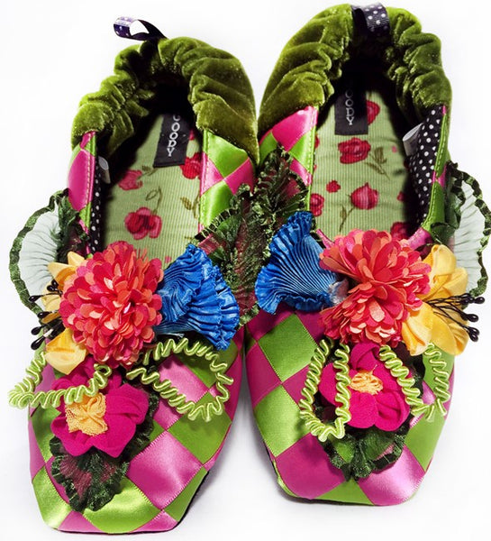 GOODY GOODY SLIPPERS: VICTORIA
