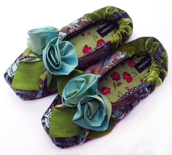 GOODY GOODY SLIPPERS: WINTERFRESH