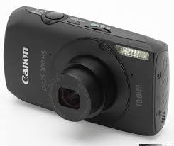 Canon PowerShot SD4000IS 10 MP CMOS Digital Camera with 3.8x Optical Zoom and f/2.0 Lens (Black)