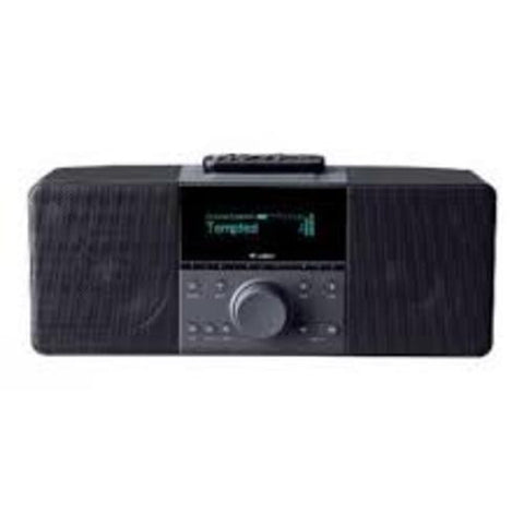 Logitech Squeezebox Boom All-in-One Network Music Player / Wi-Fi Internet Radio
