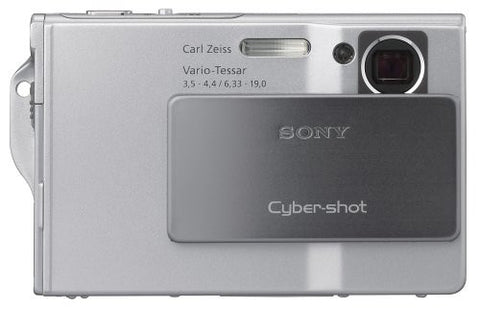 Sony Cybershot DSCT7 5.1MP Digital Camera with 3x Optical Zoom