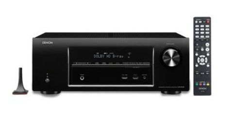 Denon AVR-E400 7.1 Integrated Network AV Surround Receiver with Airplay