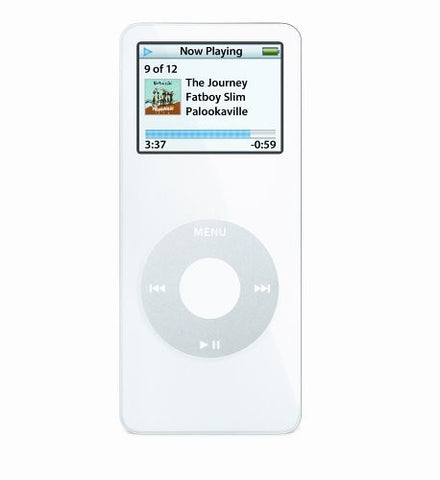 Apple iPod nano 1 GB White (1st Generation) OLD MODEL