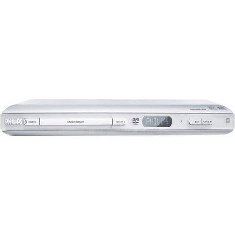 Philips DVP642 DivX-Certified Progressive-Scan DVD Player