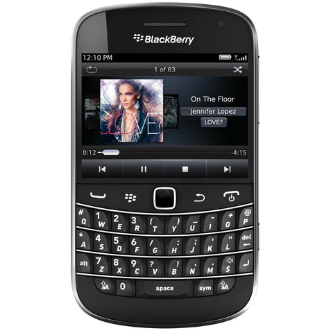 BlackBerry Bold 9900 4G - T-Mobile