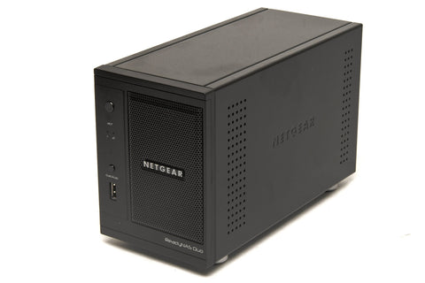 NETGEAR ReadyNAS Duo 2-Bay 500 GB - RND2150v2
