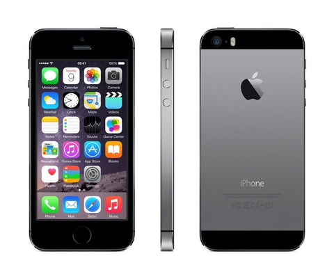 Apple iPhone 5 - 16GB - Space Gray (AT&T) Smartphone