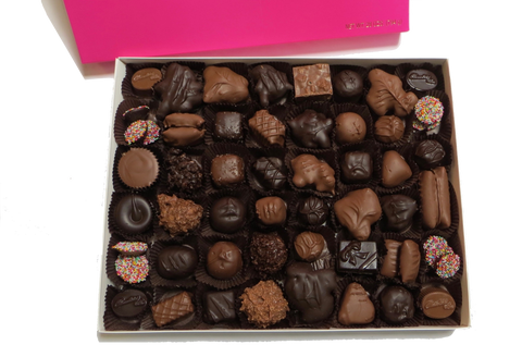 Chocolates with Love - Homemade Assorted Chocolates - 28oz