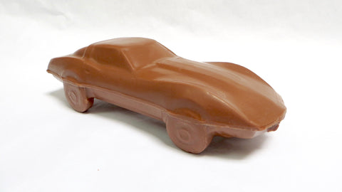 Chocolate Corvette