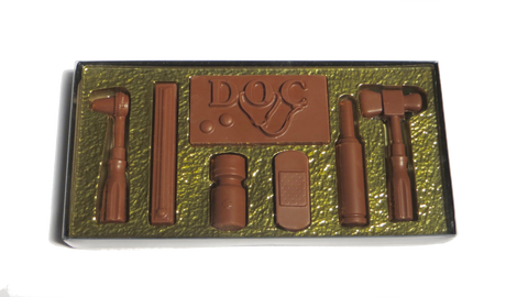 Homemade Chocolate Doctors Kit - Boxed