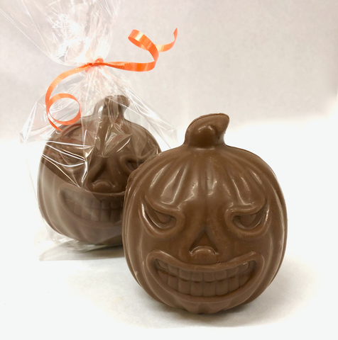 Halloween - Chocolate Pumpkin