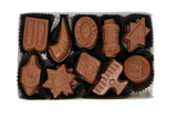 Homemade Hanukkah Chocolates - Chocolates With Love